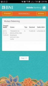 Alhamdulillah transfer paket Tahu Mafia Paket Kartel 087748824888 Usaha Tahu Krispi TERLARIS