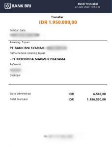 WA 087748824888 Alhamdulillah Transaksi DP Paket Gangster Tahu Mafia